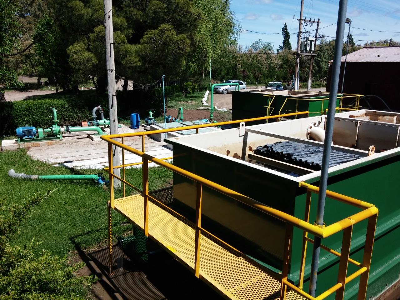 Río Colorado: Aguas Rionegrinas optimiza el servicio de cara a la temporada estival